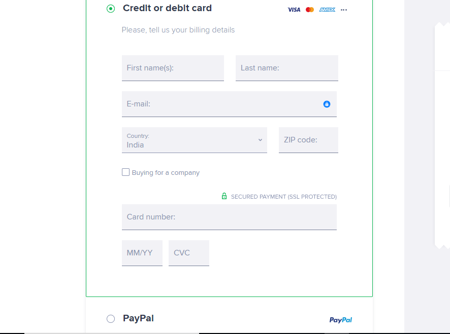 avast payment methods