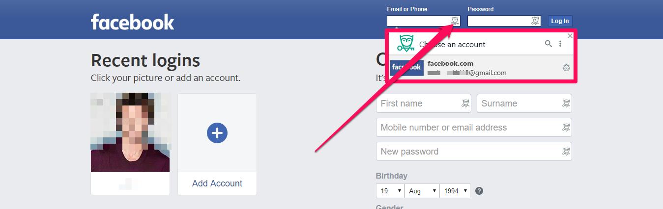 password boss auto fill
