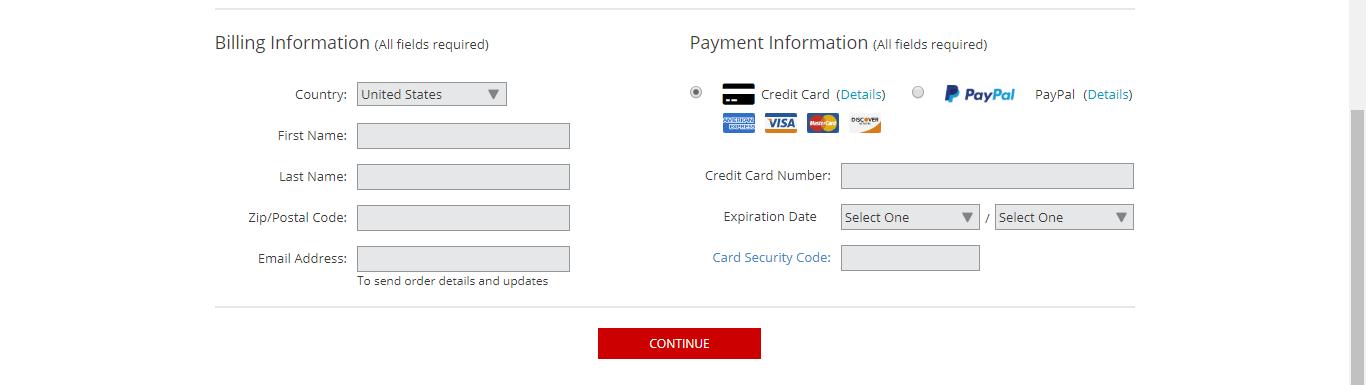 trend micro payment methods